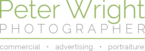 Peter Wright Photographer. Commercial, advertising, portraiture.
